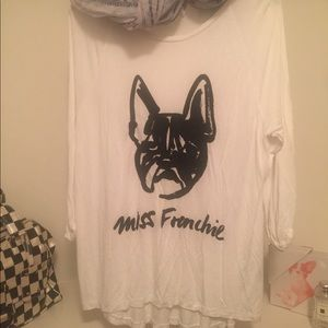 Miss Frenchie Top